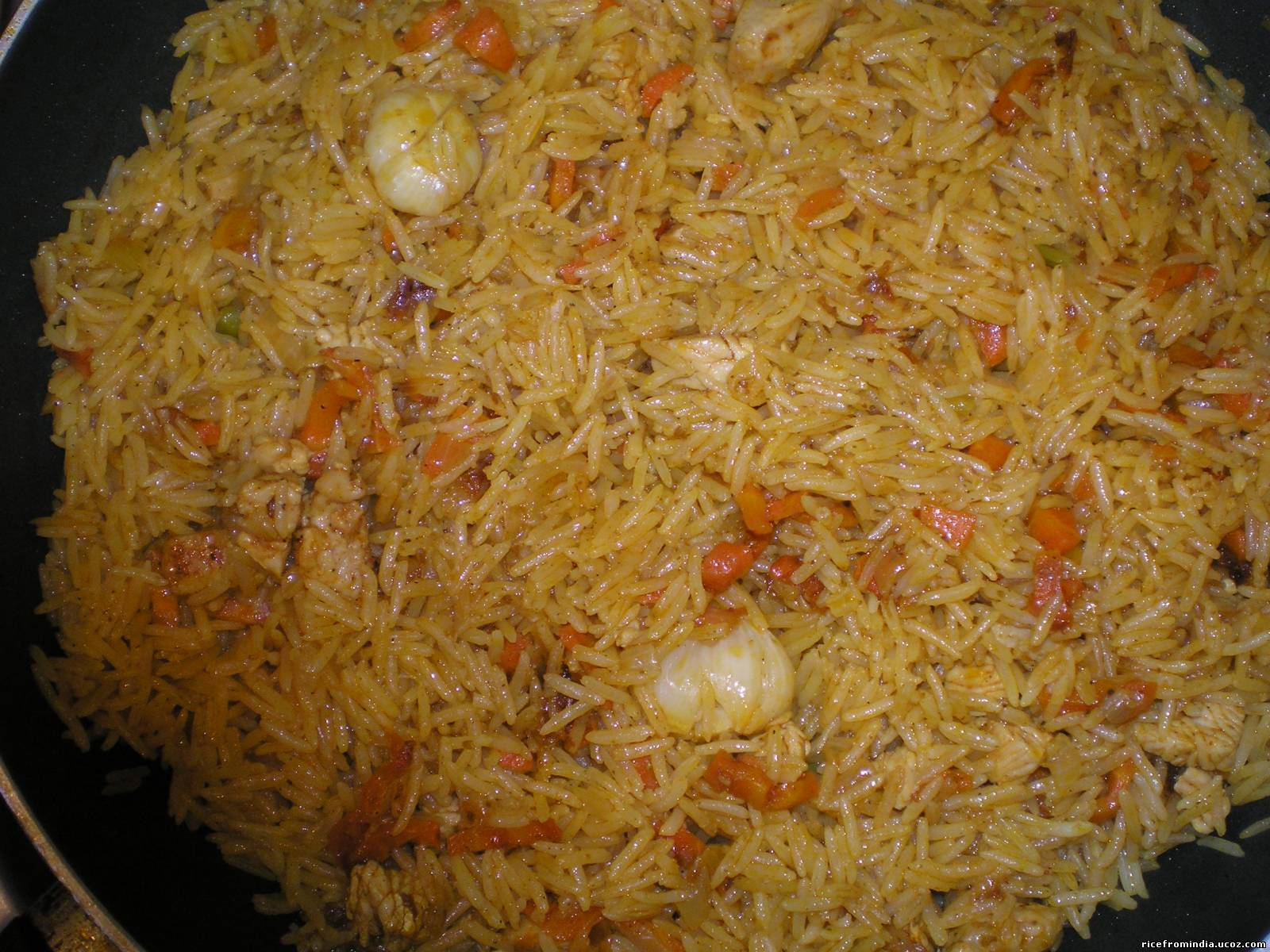 Плов из круглого риса рецепт пошагово